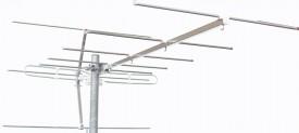 TV-antenni VHF 9-elem. ICE 7-10dBi 1713mm 10kpl/ltk
