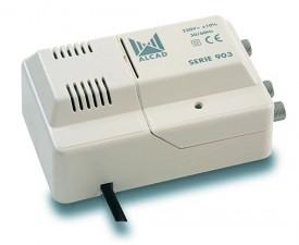 Verkkolaite 24VDC/100mA, 2läht.