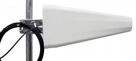 GSM/UMTS/3G/4G/WLAN/LTE-suuntant 11dBi kot 698-2700 10m SMAu LMR2