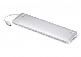 USB-C Multiport telakka/Dock virta läpimenolla