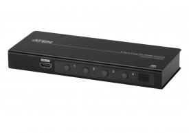 HDMI 2.0 kytkin 4>1 4K (4:4:4) HDCP2.2 Auto Switch