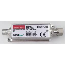 Estosuodin LTE 5-48 putki F-uros/F-naaras 8 cells LTE700