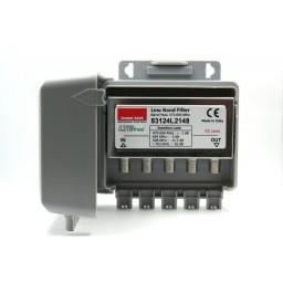 Estosuodin 478-694MHz F-liittimet LTE700 Mastokotelo