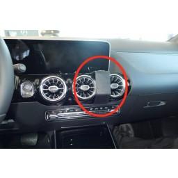 ProClip autokoht kiinn kesk Mercedes Benz B-Class 19