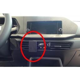 ProClip autokoht kiinn kesk Volkswagen Caddy Cargo 21