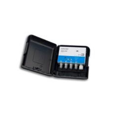 Mastovahvistin FM/VHF/UHF20-32 3tuloa, 24V, LTE700