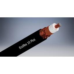 Antennikaap 50ohm Ecoflex10 PLUS 8GHz ø10,2mm 102m kela Eca