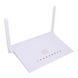 EKOAX Plus slave, IPoverCoax 7,5-65MHz, WIFI AC, 2.4/5.0Ghz