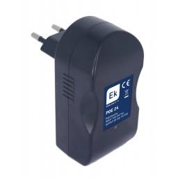 PoE-injektori 24Vdc passiivinen 10/100/1000Mbps