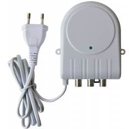 Pientalovahvistin 2 läht 13-28dB 47-694MHz LTE700-suodatus