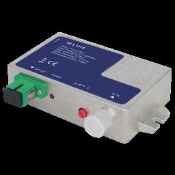Optinen lähetin 1310nm, FP 3dBm 47-1000 MHz, SC/APC