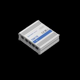 5 porttinen kytkin 1GB Layer 2 unmanaged switch