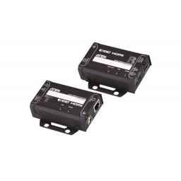 HDBaseT HDMI-extenderi  1xCAT5e 1080p 150m, 4K 100m