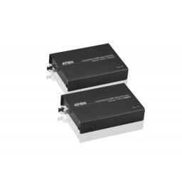 HDMI kuituextenderi 20Km IR RS233
