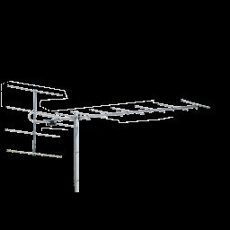 TV-antenni VHF K5-12 dB 13-el 9-11,5dB 10 kpl/ltk
