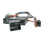 Radioj ISO/BMW-aktiivijärjest. BMW Soundsystem E46 01-05