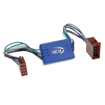 Radioj ISO/MB-aktiivijärjestelmä Bose System