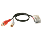 AUX-in MB/VW Crafter APS COMAND vain autoihin joissa NTG2