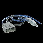 Antenniadapteri DIN/Nissan 07> Navara, Pathfinder, Qashqai
