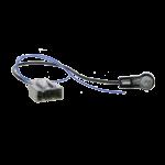 Antenniadapteri ISO/Nissan 07> Navara, Pathfinder, Qashqai