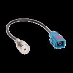 Antennenadapter Audi BMW VW FAKRA > ISO (f)