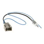 Antenniadapteri DIN/Honda Civic 06-