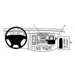 ProClip autokoht kiin Nissan Pri Opel Viv Ren Tra 02-10 tukeva