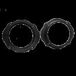 Kaiutinadapteri Ford Focus C-Max 165mm/6,5  etu