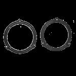 Kaiutinadapteri Ford Focus C-Max 165mm/6,5  taka