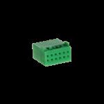 Quadlock lisä liitin vihreä 321026 kehdolle kont 311173-1