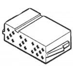 MiniISO-liitin, 20n Kontakti 341441