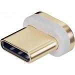 USB-C -liitin magneetilla TK0512MG yhteensopiva