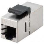 CAT5e-runko STP läpivienti ohut Keystone-moduuli