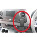 ProClip autokoht kiin kesk Mercedes Benz Sprinter 19