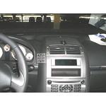 Asennusrauta Peugeot 407 04> tuuletusritilään