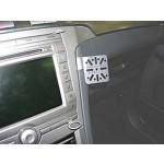 Asennusrauta Ford S-Max 06> Galaxy 07-, oikea