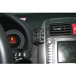 Asennusrauta Toyota Auris 07> tuuletusritilään