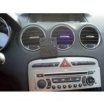 Asennusrauta Peugeot 308 08> tuuletusritilään