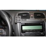 Asennusrauta VW Golf VI 09> tuuletusritilään