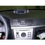 Asennusrauta Opel Meriva 03> tuuletusritilään