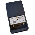 Mastovahvistin UHF15-35dB LTE2 +verkkol LTE700+800 (470-694MHz)