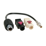 Antenniadapteri BMW,VW HC97-uros/Fakra