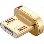 Micro-B USB-liitin magneetilla TK0512MG yhteensopiva