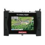 Antennimittari DVB-T/T2, S/S2, C kosketusäyttö 7   5-2200 MHz