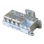 Jaotin 1/3 5-2300MHz pikaliitos DC-syöttö, IP-pakattu