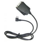 Adapterikaapeli Micro-USB DB9/RS232 (host)