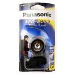 Otsalamppu Panasonic DUAL Led 3AAA paristoa, 150h
