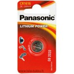 Lithiumparisto CR1616 3V 55mAh Panasonic