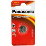 Lithiumparisto CR1620 3V 75mAh Panasonic