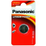 Lithiumparisto CR2012 3V Panasonic